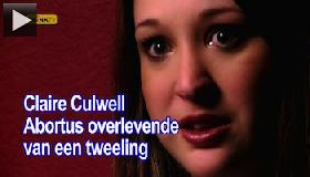 Claire Culdwell abortus overlevenden