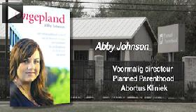 Abby Johnson ex-abortus arts